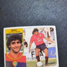 Cromos de Fútbol: IBAÑEZ OSASUNA ESTE 1991 1992 CROMO FUTBOL LIGA 91 92 - SIN PEGAR - 774. Lote 271624328