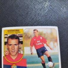 Cromos de Fútbol: BUSTINGORRI OSASUNA ESTE 1991 1992 CROMO FUTBOL LIGA 91 92 - SIN PEGAR - 776. Lote 271624668
