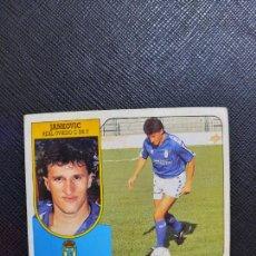 Cromos de Fútbol: JANKOVIC OVIEDO ESTE 1991 1992 CROMO FUTBOL LIGA 91 92 - SIN PEGAR - 780. Lote 271625218