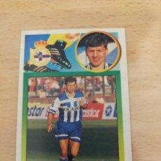 Figurine di Calcio: CROMO 93/94 LIGA ESTE. DJUKIC. DEPORTIVO. NUNCA PEGADO.. Lote 272053438
