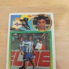 Figurine di Calcio: CROMO 93/94 LIGA ESTE. FRAN. DEPORTIVO. NUNCA PEGADO.. Lote 272053903