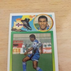Figurine di Calcio: CROMO 93/94 LIGA ESTE. MAURO SILVA. DEPORTIVO. NUNCA PEGADO.. Lote 272054728