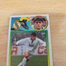 Figurine di Calcio: CROMO 93/94 LIGA ESTE. LUIS ENRIQUE. REAL MADRID. NUNCA PEGADO.. Lote 272727348