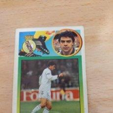 Figurine di Calcio: CROMO 93/94 LIGA ESTE. SANCHIS. REAL MADRID. NUNCA PEGADO.. Lote 272729848