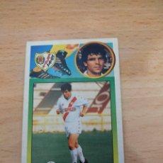 Figurine di Calcio: CROMO 93/94 LIGA ESTE. ONESIMO. RAYO VALLECANO. NUNCA PEGADO.. Lote 273013193