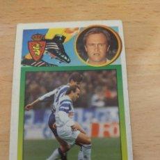 Figurine di Calcio: CROMO 93/94 LIGA ESTE. PARDEZA. ZARAGOZA. NUNCA PEGADO.. Lote 273489698