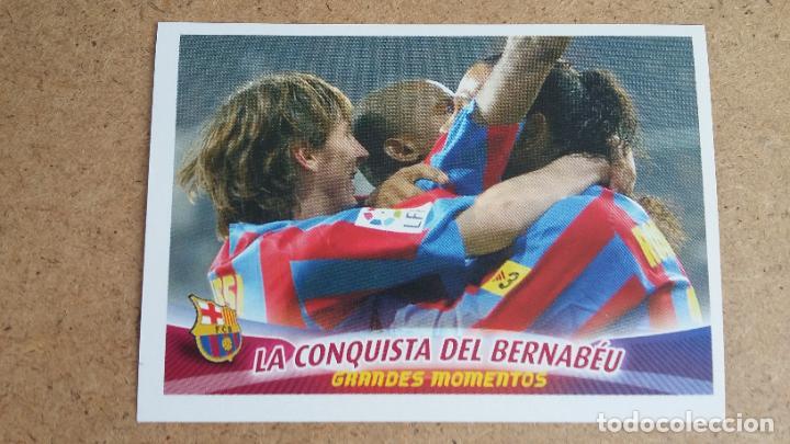 SUPER BARÇA 2005 2006 05 06 - PANINI - 82 MESSI, ETO'O, RONALDINHO ( NUNCA PEGADO ) CP1 (Coleccionismo Deportivo - Álbumes y Cromos de Deportes - Cromos de Fútbol)