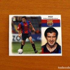 Cromos de Futebol: FÚTBOL CLUB BARCELONA - FIGO - EDICIONES ESTE 1999-2000, 99-00 - NUNCA PEGADO. Lote 274535938