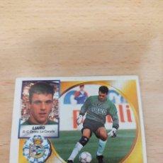 Figurine di Calcio: CROMO 94/95 LIGA ESTE. LIAÑO. DEPORTIVO. NUNCA PEGADO.. Lote 274605458