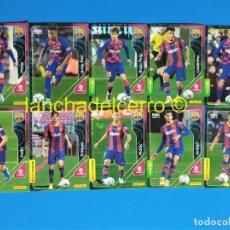 Cromos de Fútbol: MEGACRACKS 2020 2021 / 20 21 MESSI - ANSU FATI - PEDRI NUEVO FICHAJE - BIS 2ª EDICIÓN BARCELONA. Lote 255373725