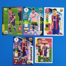 Cromos de Fútbol: MEGACRACKS - ADRENALYN XL - LIGA ESTE 2020 2021 / 20 21 PEDRI ROOKIE (BARCELONA) MGK. Lote 255374535