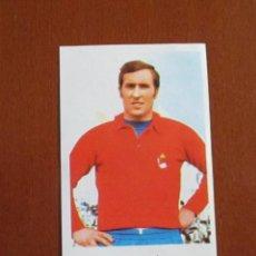 Cromos de Fútbol: NUEVO - CROMO RUIZ ROMERO 72 - 73 Nº 107 ESNAOLA CROMOS CAMPEONATO LIGA 1972 - 1973. Lote 275138928