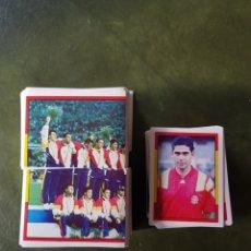 Cromos de Fútbol: LOTE DE MÁS DE 800 CROMOS. Lote 275306693