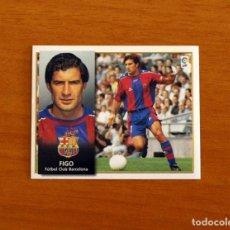 Cromos de Futebol: FÚTBOL CLUB BARCELONA - FIGO - EDICIONES ESTE 1998-1999, 98-99 - NUNCA PEGADO. Lote 275493413