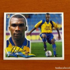 Cromos de Fútbol: LAS PALMAS - OULARE - COLOCA - EDICIONES ESTE 2000-2001, 00-01 - NUNCA PEGADO. Lote 276007383