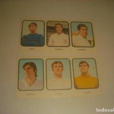 Cromos de Fútbol: CAMPEONATOS NACIONALES DE FUTBOL 1973 1974 . SEVILLA ,LOTE DE 2 CROMOS 159 Y 162. Lote 276087068
