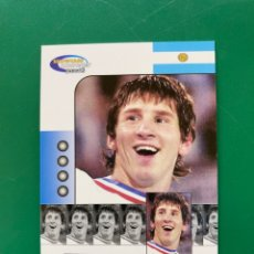 Cartes à collectionner de Football: MESSI 2006 SELECCIÓN ARGENTINA.MINT CONDITION. Lote 276266463