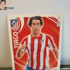 Cromos de Fútbol: TIAGO Nº 30 (ATLETICO DE MADRID) CROMO TARJETA LIGA ADRENALYN PANINI 2011 2012 11 12 CARD FICHA. Lote 276415173