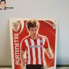 Cromos de Fútbol: AURTENETXE Nº 6 (ATHLETIC CLUB BILBAO) CROMO TARJETA LIGA ADRENALYN PANINI 2011 2012 11 12 CARD. Lote 276415563
