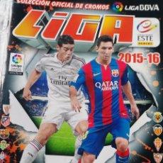 Cromos de Fútbol: ALBUN EDICIONES ESTE 2015-16 TIENE 138 CROMOS. Lote 276436313