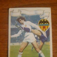 Cromos de Fútbol: N° 83 KEMPES (VALENCIA) LIGA 84-85 ED. MAGA. NUNCA PEGADO. Lote 276593318