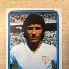 Cromos de Fútbol: # 229 BLANCO SEVILLA CF FUTBOL 75/76 VULCANO SIN PEGAR MUY BUEN ESTADO. Lote 276740703