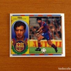 Cromos de Futebol: FÚTBOL CLUB BARCELONA - FIGO - EDICIONES ESTE 1996-1997, 96-97 - NUNCA PEGADO. Lote 276823293