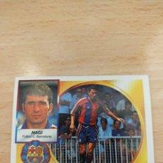 Figurine di Calcio: CROMO 94/95 LIGA ESTE. HAGI. BARCELONA. NUNCA PEGADO. COLOCA.. Lote 277048213