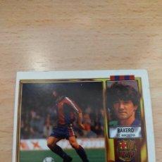 Figurine di Calcio: CROMO 95/96 LIGA ESTE. BAKERO. BARCELONA. NUNCA PEGADO.. Lote 277086218