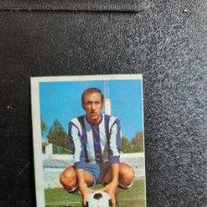 Cromos de Fútbol: MACIAS MALAGA ESTE 1974 1975 CROMO FUTBOL LIGA 74 75 DESPEGADO - A44 - PG271. Lote 277112128