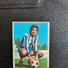 Cromos de Fútbol: MARTINEZ MALAGA ESTE 1974 1975 CROMO FUTBOL LIGA 74 75 DESPEGADO - A44 - PG271. Lote 277112273