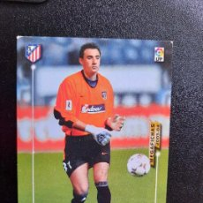 Cromos de Fútbol: JUANMA AT MADRID MEGACRACKS PANINI MEGAFICHAS 03 04 CROMO FUTBOL LIGA 2003 2004 - A45 - 39 BIS. Lote 277159948