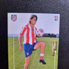 Cromos de Fútbol: LEQUI AT MADRID MEGACRACKS PANINI MEGAFICHAS 03 04 CROMO FUTBOL LIGA 2003 2004 - A45 - 42 BIS. Lote 277160088