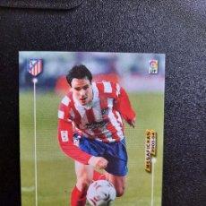 Cromos de Fútbol: GARCIA CALVO AT MADRID MEGACRACKS PANINI MEGAFICHAS 03 04 CROMO FUTBOL LIGA 2003 2004 - A45 - 43. Lote 277160138