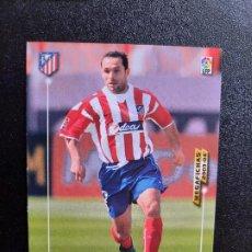 Cromos de Fútbol: SERGI AT MADRID MEGACRACKS PANINI MEGAFICHAS 03 04 CROMO FUTBOL LIGA 2003 2004 - A45 - 44. Lote 277160183