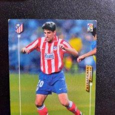 Cromos de Fútbol: PAUNOVIC AT MADRID MEGACRACKS PANINI MEGAFICHAS 03 04 CROMO FUTBOL LIGA 2003 2004 - A45 - 46 BIS. Lote 277160248