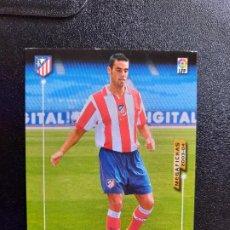 Cromos de Fútbol: NOVO AT MADRID MEGACRACKS PANINI MEGAFICHAS 03 04 CROMO FUTBOL LIGA 2003 2004 - A45 - 47 BIS. Lote 277160433