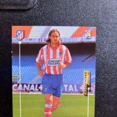 Cromos de Fútbol: DE LOS SANTOS AT MADRID MEGACRACKS PANINI MEGAFICHAS 03 04 CROMO FUTBOL LIGA 2003 2004 A45 - 49 BIS. Lote 277160563