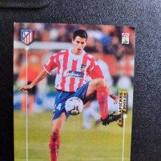 Cromos de Fútbol: JORGE AT MADRID MEGACRACKS PANINI MEGAFICHAS 03 04 CROMO FUTBOL LIGA 2003 2004 A45 - 51. Lote 277160678