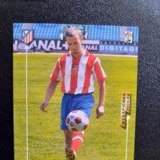 Cromos de Fútbol: NIKOLAIDIS AT MADRID MEGACRACKS PANINI MEGAFICHAS 03 04 CROMO FUTBOL LIGA 2003 2004 A45 - 52. Lote 277160733