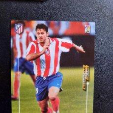Cromos de Fútbol: JAVI MORENO AT MADRID MEGACRACKS PANINI MEGAFICHAS 03 04 CROMO FUTBOL LIGA 2003 2004 A45 - 53 BIS. Lote 277160783