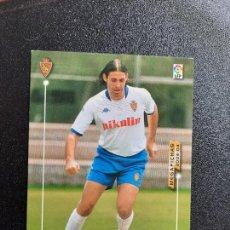Cromos de Fútbol: JESUS ZARAGOZA MEGACRACKS PANINI MEGAFICHAS 03 04 CROMO FUTBOL LIGA 2003 2004 A45 - 353. Lote 277262518