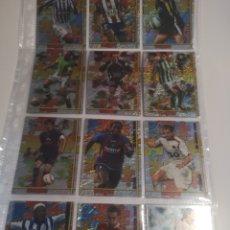 Cromos de Fútbol: LOTE 12 CROMOS LAS FICHAS DE LA LIGA 2006, EL CRACK, ZAMORA, EL CAPITÁN ETC. Lote 277278043
