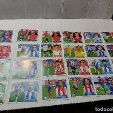 Cromos de Fútbol: CROMOS LIGA ESTE 2008/09 ÚLTIMOS FICHAJES Y COLOCAS LOTE 24 NO PEGADO MUY BUEN ESTADO. Lote 277287818