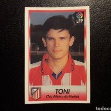 Cromos de Fútbol: TONI AT DE MADRID N° 149 BOLLYCAO 1996-1997 96-97. SIN PEGAR. VER FOTOS. PEDIDO MÍNIMO 3 €.. Lote 277305493