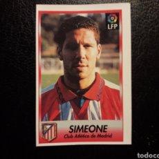 Cromos de Fútbol: SIMEONE AT DE MADRID N° 150 BOLLYCAO 1996-1997 96-97. SIN PEGAR. VER FOTOS. PEDIDO MÍNIMO 3 €.. Lote 277305498