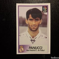Cromos de Fútbol: PANUCCI REAL MADRID. FICHAJE N° 306 BOLLYCAO 1996-1997 96-97. SIN PEGAR. FOTOS. PEDIDO MÍNIMO 3 €. Lote 277305518