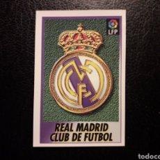 Cromos de Fútbol: ESCUDO REAL MADRID N° 157 BOLLYCAO 1996-1997 96-97. SIN PEGAR. VER FOTOS. PEDIDO MÍNIMO 3 €.. Lote 277305533