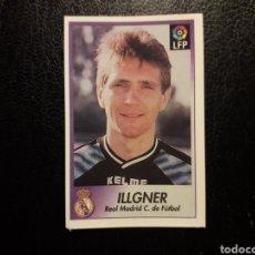 Cromos de Fútbol: ILLGNER REAL MADRID N° 158 BOLLYCAO 1996-1997 96-97. SIN PEGAR. VER FOTOS. PEDIDO MÍNIMO 3 €.. Lote 277305548