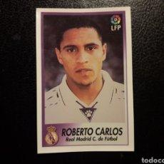 Cromos de Fútbol: ROBERTO CARLOS REAL MADRID N° 163 BOLLYCAO 1996-1997 96-97. SIN PEGAR. VER FOTOS. PEDIDO MÍNIMO 3 €.. Lote 277305563